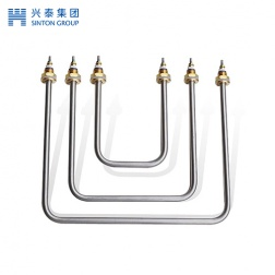 U-type stainless steel electric heating tube